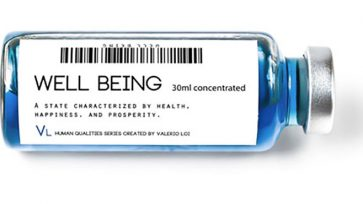 Wellbeing vial